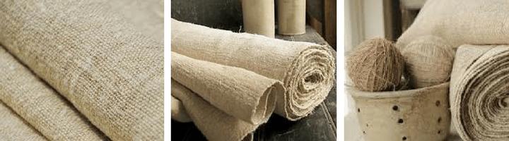 Konopljina tkanina