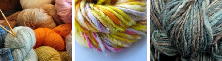 Volna za pletenje in kvačkanje