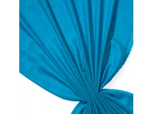 Volneno Blago, Etamin tkanina - PETROL MODRA - 115 g/m2, širina 148 cm