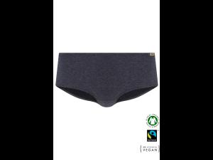 EKO Bombažne Ženske Boxer spodnje hlačke /bodyfit - MARINE MELANGE