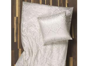 CASTLE Svilena posteljnina - Žakard lahka svila / 22 momme (mm)