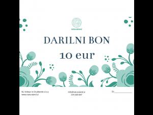 DARILNI BON - 10 EUR