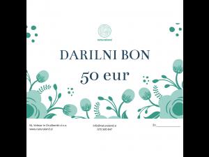 DARILNI BON - 50 EUR