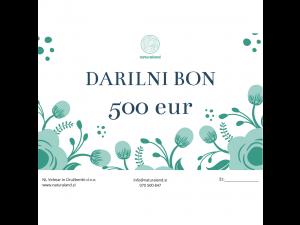 DARILNI BON - 500 EUR