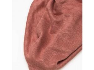 EKO Laneno Blago - Jersey - ROZA / širina 130 cm