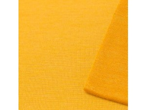 EKO Merino Svileno Blago - Jersey - RUMENA  / 180 g/m2 & širina 150 cm