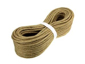 Jutina vrv - Ø 6 mm / kos 4,80 m