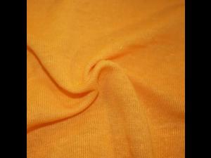 Konopljino Blago - Jersey - RUMENA - 330g/m2 & širina 104 cm