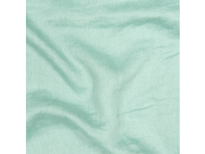 Lan Blago - MINT ZELENA Predpran / 240 g/m2 & širina 270 cm