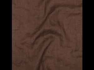 Lan Blago - RJAVA Predpran / 185 g/m2 & širina 145 cm