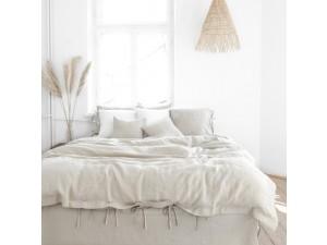 Lanena posteljnina - NATUR