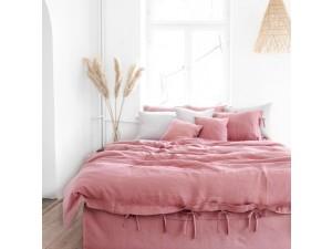 Lanena posteljnina - ROZA