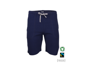 EKO Bombažne Moške kratke hlače /casual - MODRA