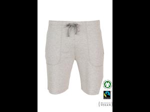 EKO Bombažne Moške kratke hlače /casual - SIVA