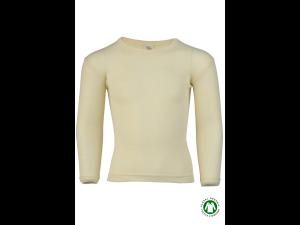 EKO Merino Svilena Otroška majica /c essential - NATUR - vel. 92 do 176