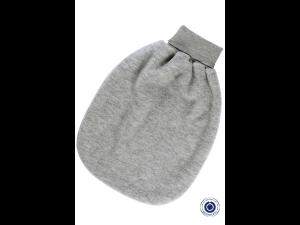 EKO Merino Flis Otroška Spalna vreča /essential - SIVA - vel. 1 (47 cm)