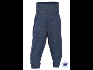 EKO Merino Otroške hlače /original - MODRA - vel. 50/56 do 86/92