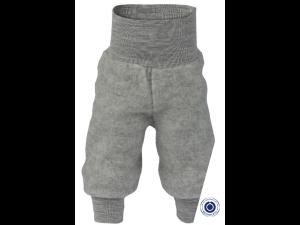 EKO Merino Flis Otroške hlače /superwarm - SIVA - vel. 50/56 do 86/92