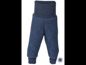 EKO Merino Flis Otroške hlače /superwarm - MODRA - vel. 50/56 do 86/92