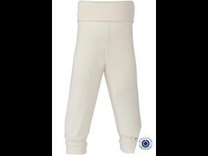 EKO Bombažne Otroške hlače /pure - NATUR - vel. 50/56 do 86/92