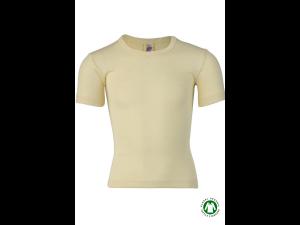 EKO Merino Svilena Otroška majica /b essential - NATUR - vel. 92 do 176