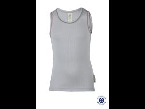 EKO Bombažna Otroška majica /a pure - SIVA - vel. 92 do 152