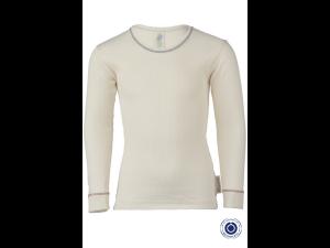 EKO Bombažna Otroška majica /c pure - NATUR - vel. 92 do 152