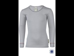 EKO Bombažna Otroška majica /c pure - SIVA - vel. 92 do 152