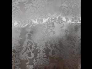 PORTOFINO Svilena ravna rjuha - Žakard debelejša svila