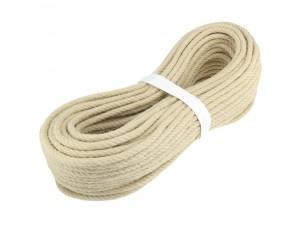 PP Konopljina vrv (umetna konoplja) - Ø 6 mm