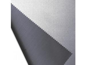 Svilena ravna rjuha, debelejša svila - MARIN MODRA - sijaj/mat