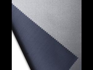 Saten Svileno blago, debelejša svila - MARIN MODRA - sijaj/mat (širina 280 cm)