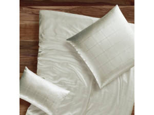 KENT NATURALE Svilena posteljnina - Žakard lahka svila / 22 momme (mm)