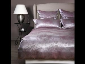 LIA DREAM Svilena posteljnina - Žakard težka svila / 31 momme (mm)