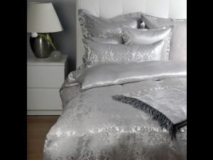 PORTOFINO Svilena posteljnina - Žakard težka svila / 31 momme (mm)