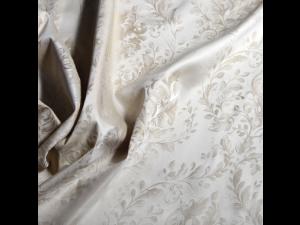 Žakard Svileno blago, Srednje težka svila - HERITAGE - (širina 280 cm) / 28 momme (mm)