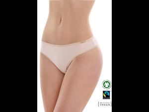 EKO Bombažne Ženske String spodnje hlačke /bodyfit - ROZA