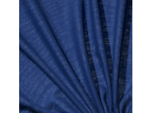 Fino volneno blago, Merino etamin, MODRA - 115 g/m2, širina 148 cm