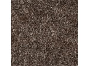 Volneni filc, blago, meliran, RJAVA - 3 mm, širina 45 cm