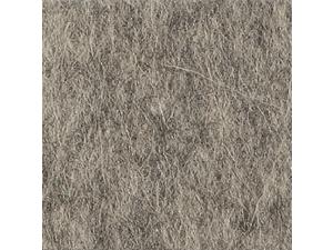 Volneni filc, blago, meliran, SIVA - 3 mm, širina 45 cm