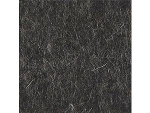 Volneni Oblačilni filc, meliran, ANTRACIT SIVA - 1,5 mm, širina 180 cm