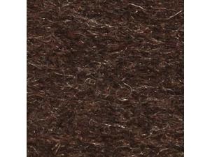 Volneni Oblačilni filc, meliran, TEMNO RJAVA - 1,5 mm, širina 180 cm