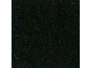 Volneni Oblačilni filc, ČRNA - 1,5 mm, širina 180 cm