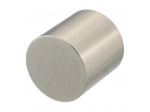 Kovinski zaključek za vrv Ø 30  ali 40 mm - MAT NIKEL