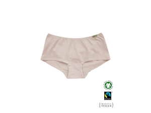 EKO Bombažne Ženske Boxer spodnje hlačke /bodyfitelegance - ROZA