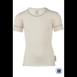 EKO Bombažna Otroška majica /b pure - NATUR - vel. 92 do 152