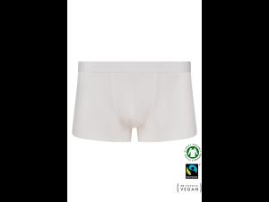 EKO Bombažne Moške Boxer spodnje hlače /basicfit - BELA
