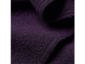 Volneno blago, Walk Loden - LILA / 340 g/m2 & širina 130 cm