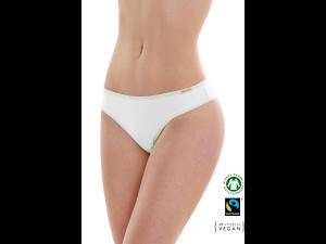 EKO Bombažne Ženske String spodnje hlačke /bodyfitelegance - BELA