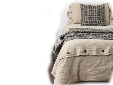 Lanena posteljnina